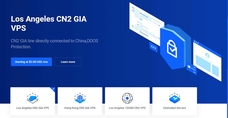 CloudPowerall:洛杉矶CN2 GIA/香港CN2 GIA年付 24.99美元起 支持Paypal和支付宝-VPS排行榜